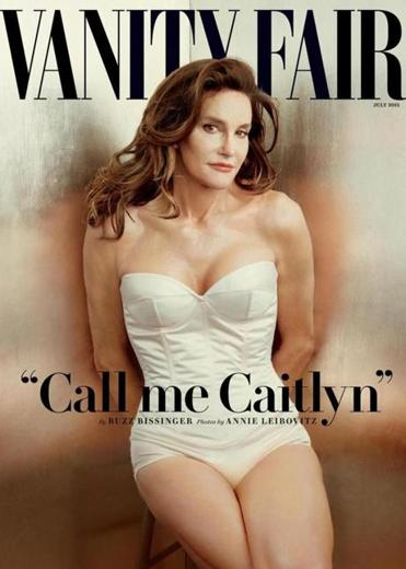 Vanity Fair's July cover features Caitlyn Jenner.